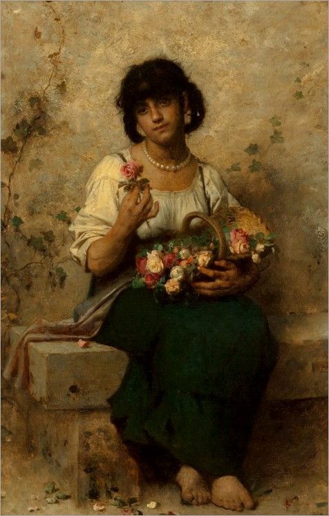 3.Leon Jean Basile Perrault (French, 1832-1908)