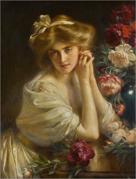 albert lynch-1851-1912-peruvian