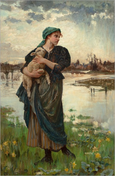 Alice Mary Havers (british, 1850-1890)