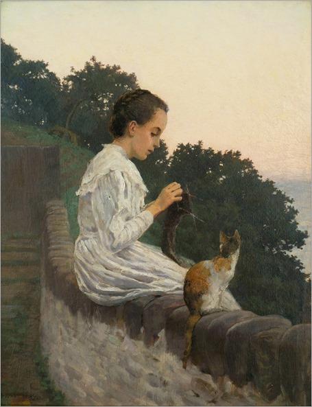 Anna Mary Richards Brewster (american, 1870-1952)