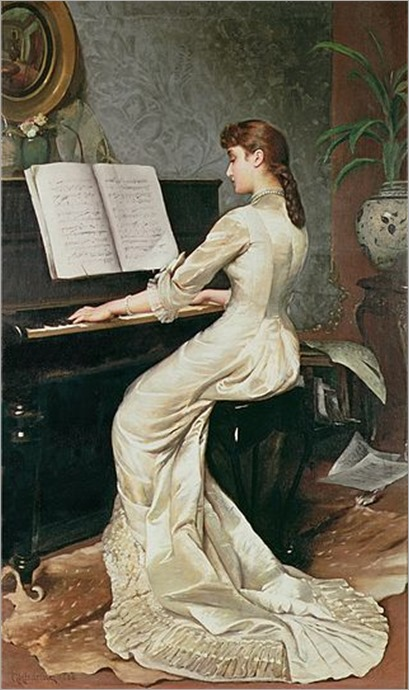 Barrable,_George_Hamilton_-_A_Song_Without_Words_-_1888