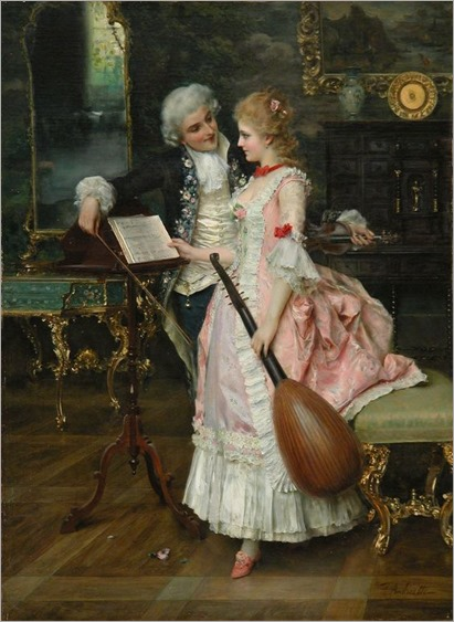 Federico Andreotti - The Key to Her Heart