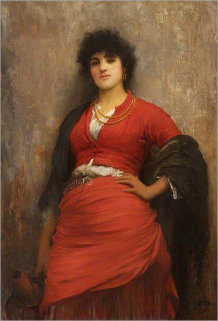 Fildes_Italienne- Samuel Luke Fildesjpg