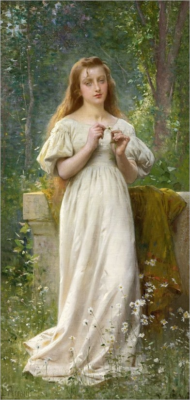 Leon Jean Basile Perrault (French, 1832-1908)-