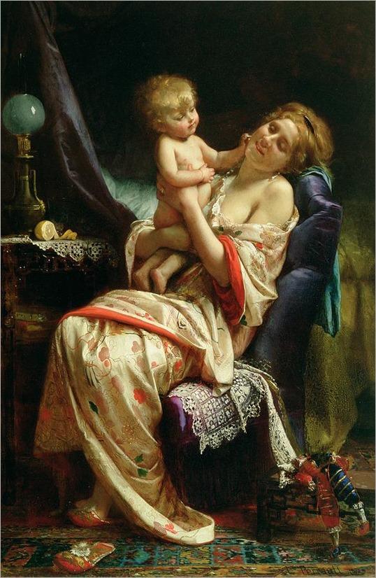 Leon_Perrault_-_Maternity