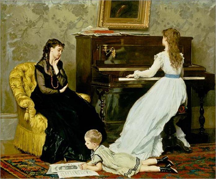 music hour by GustaveLJonghe