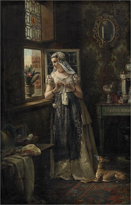 otto eerelman (dutch, 1839-1926)