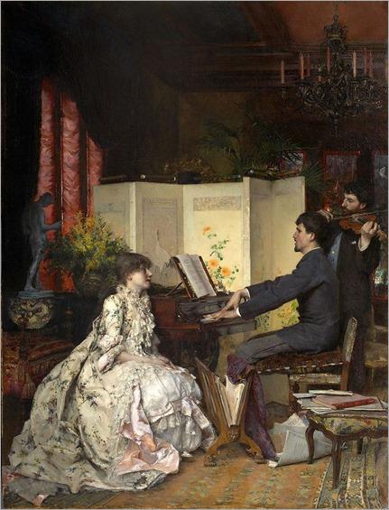 Pascal Dagnan-Bouveret (1852-1929)
