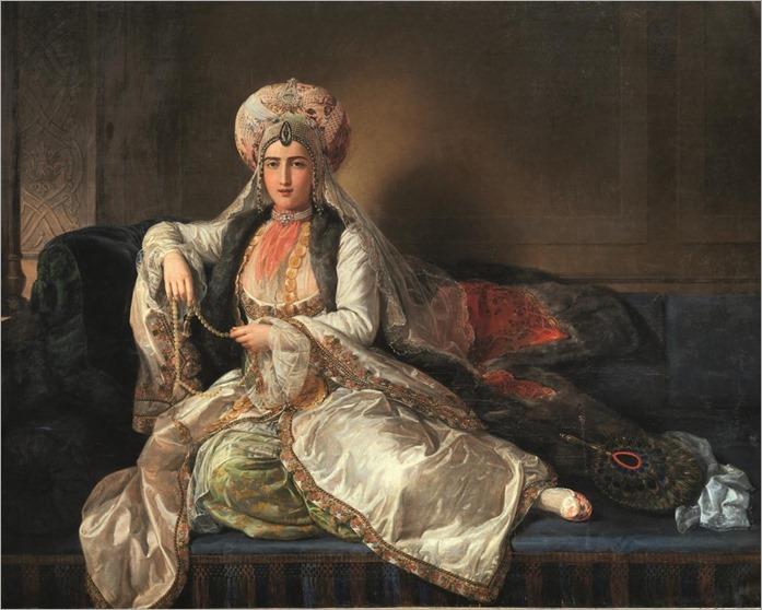 Pietro Luchini_la sultana