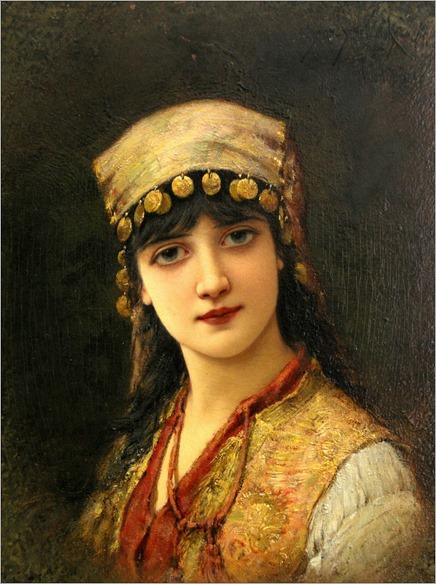 Semenowsky-Oriental Beauty