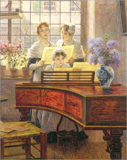 Walther Firle (German, 1859 - 1929)