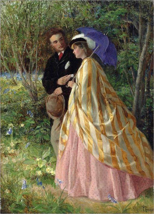 1.John Bagnold Burgess (1829-1897)