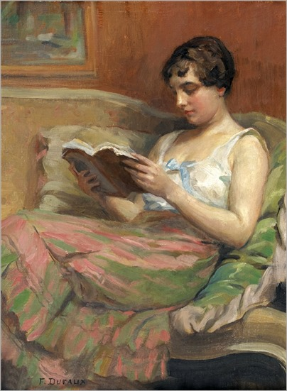 13.Frederic Auguste Dufaux (swiss, 1852-1943)