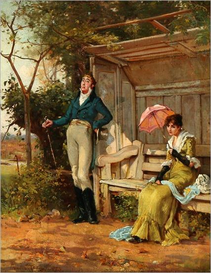 2.Frank E. Cox (british painter)