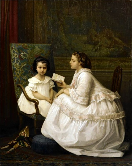 5.Auguste Toulmouche (French, 1829-1896)