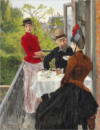 6.Paul Gustave Fischer (danish, 1860-1934)