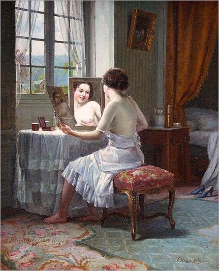 6.Victor Marais-Milton (french, 1872-1948)