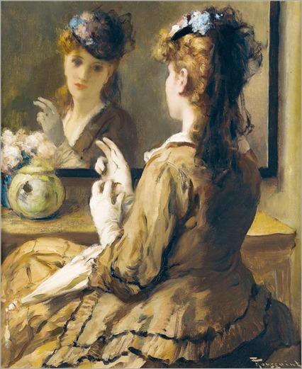 9.Fernand Toussaint (belgian, 1873-1956)