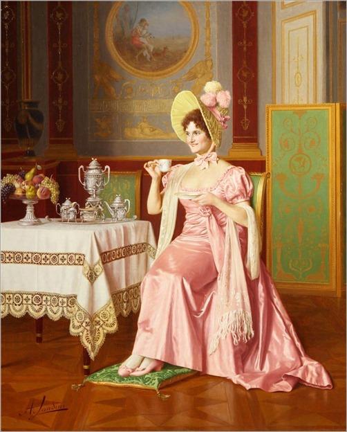 Andrea landini (italian, 1847-1935)