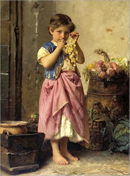 Antonio Rotta (italian, 1828-1903)