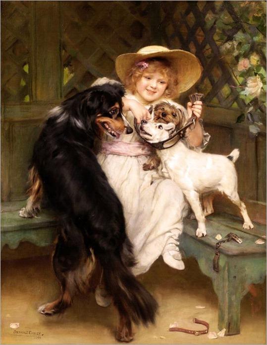 ARTHUR JOHN ELSLEY (BRITISH 1860-1952)