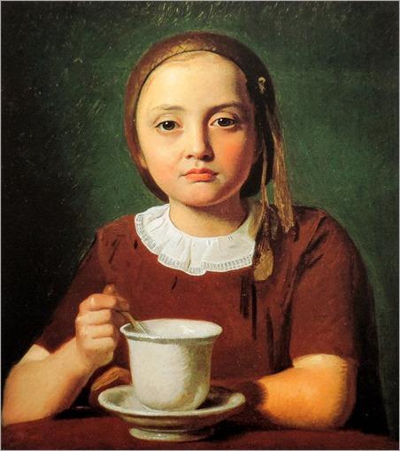 CONSTANTIN HANSEN (DANISH, 1804-1880)