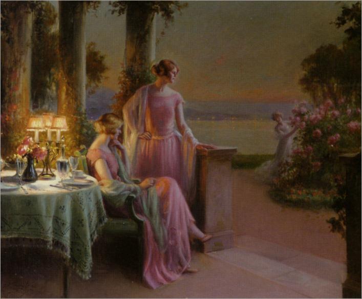 Enjolras_Delphin_Elegant_Ladies_taking_Tea