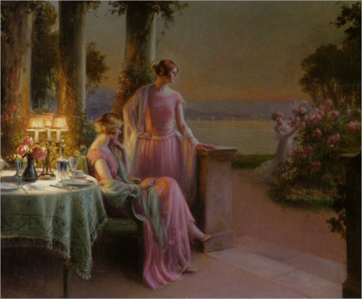 Enjolras_Delphin_Elegant_Ladies_taking_Tea
