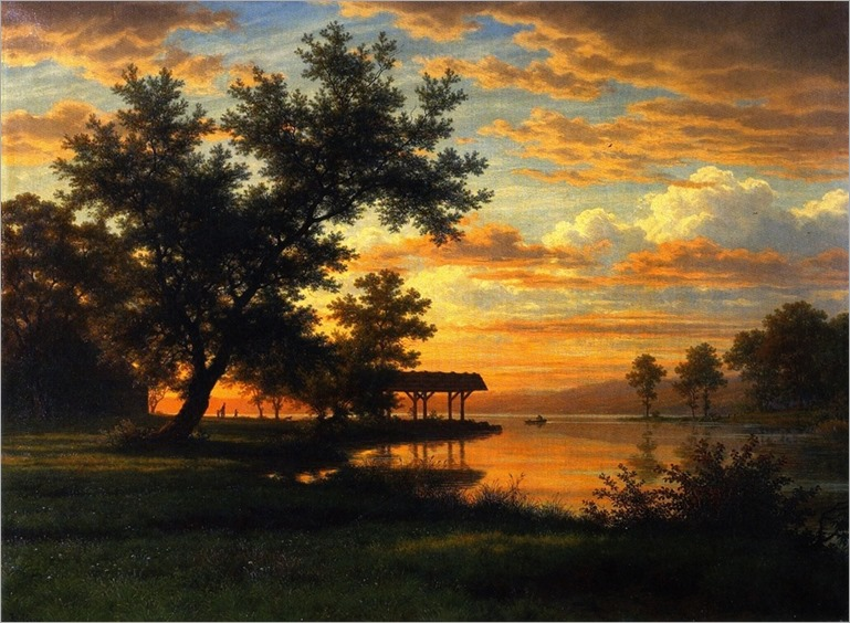 evening-at-the-lake-robert-zund-swiss-painter-19sec