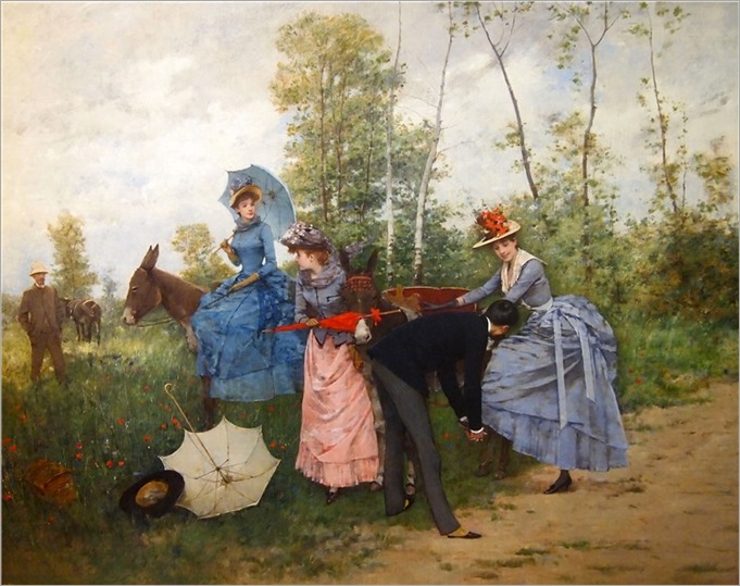 FRANCISCO MIRALLES Y GALLUP (SPANISH, 1848-1901)