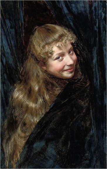 GAETANO BELLEI (ITALIAN, 1857-1922) HIDE AND SEEK