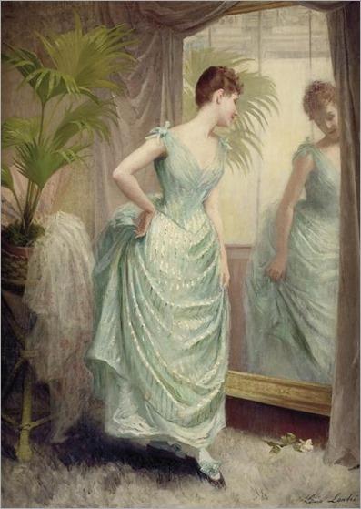 Louise Landré (1852-)