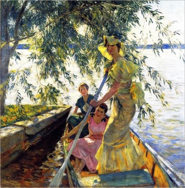 Mathias J. Alten (American, 1871-1938)