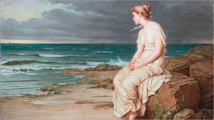 Miranda-1875-John-William-Waterhouse-1849-1917