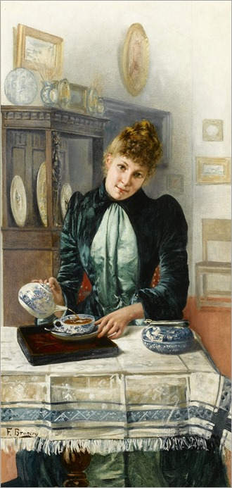 tea-time-François-Brunery