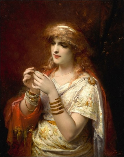 the amulet-Pierre Olivier Joseph Coomans