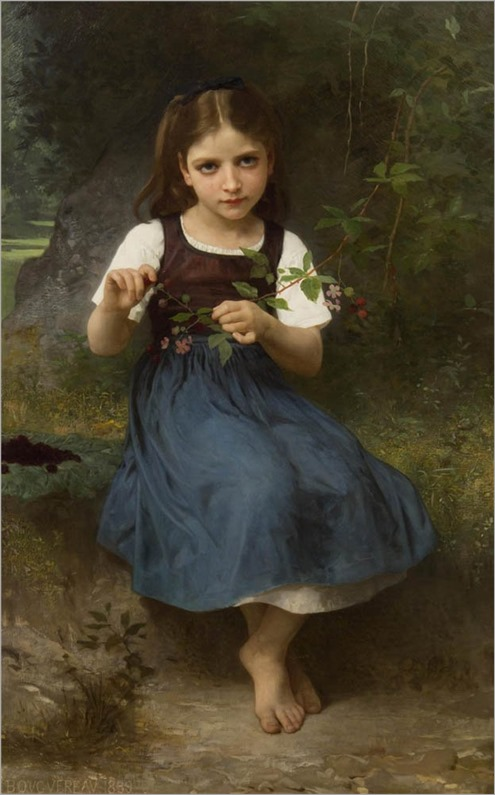 the taste. 1889-bouguereau