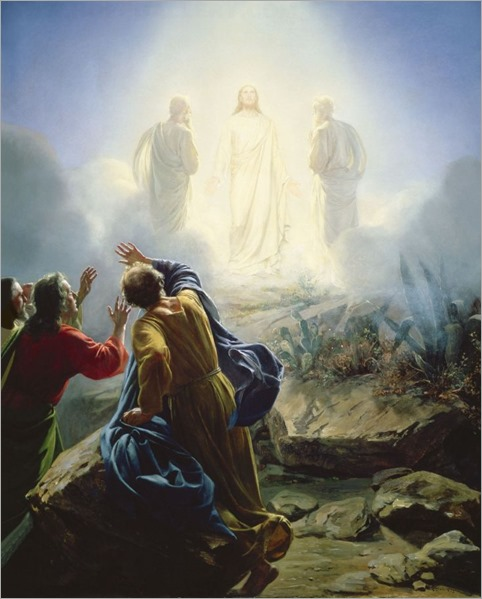 Transfiguration_carl heinrich bloch