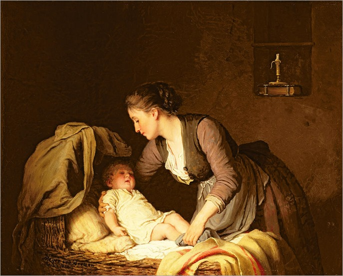 undressing-the-baby-meyer-von-bremen