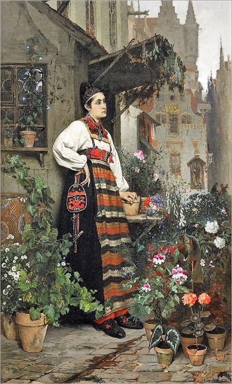 2-HUGO SALMSON (SWEDISH, 1843–1894)