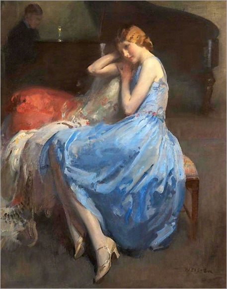 2.Walter Ernest Webster, Rhapsody, c. 1878-1959