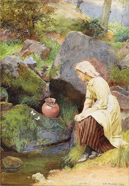 4. Charles Edward Wilson (british, 1854-1941)