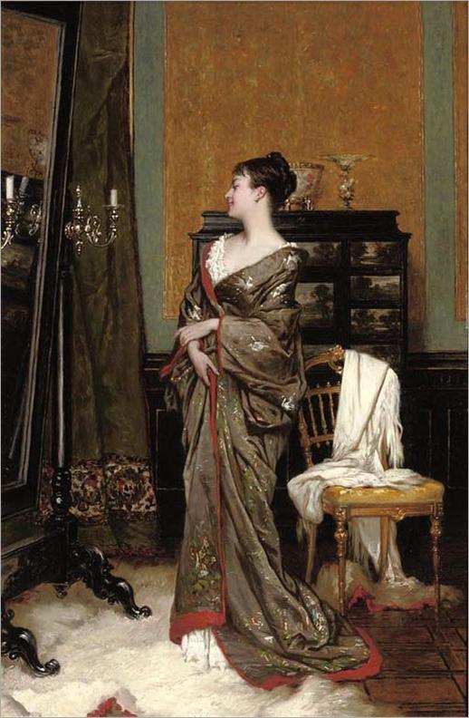 5.FRANS VERHAS (Belgian, 1827-1897)