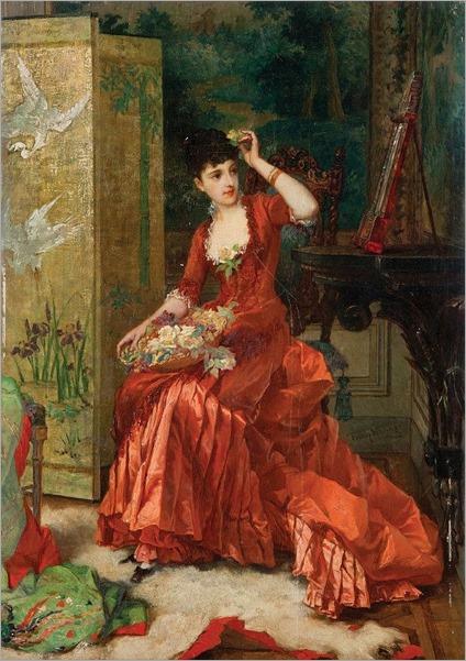 FRANS VERHAS (belgium,1832-1894)