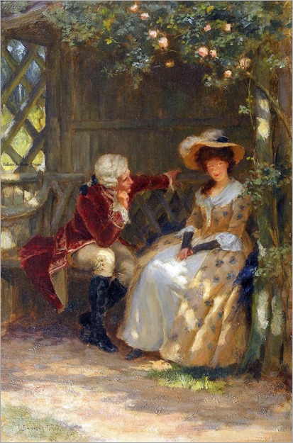 George Sheridan Knowles ( British, 1863-1931)-
