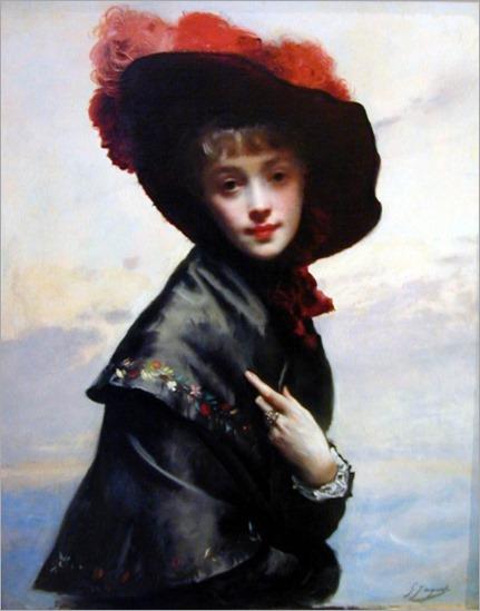 la-coquette-Gustave-Jean-Jacquet
