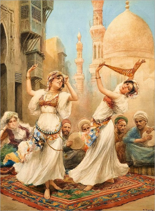 the dance-Fabio Fabbi