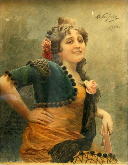 Victor Brobov-cigana