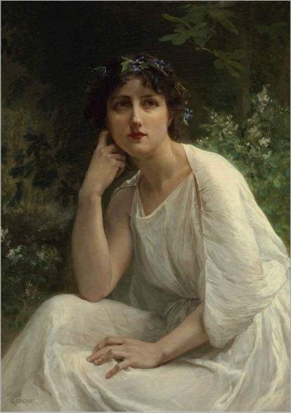 Woman in White (Guillaume Seignac - )