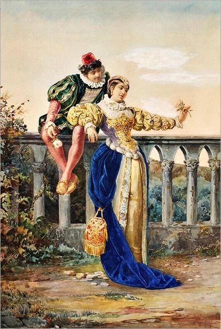 7.BELISARIO GIOJA (ITALIAN, 1829-1906)
